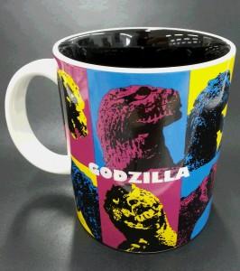 GODZILLAマグカップ