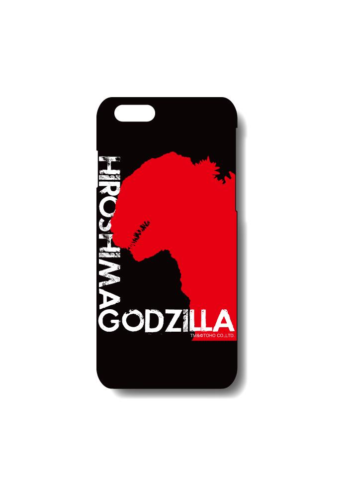 GODZILLA iPhone6、6Sケース(ハード)